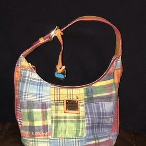 Dooney & Bourke  Bag from the Madras Collection